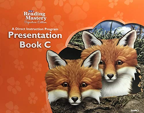 9780076124527: SRA Reading Mastery Signature Edition Presentation Book C (Grade 1)