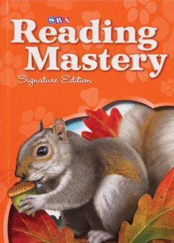 9780076124619: Reading Mastery Reading/Literature Strand Grade 1, Workbook A (READING MASTERY LEVEL VI)