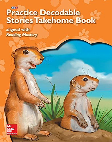 9780076124817: Practice Decodable Stories Takehome Book, Grade 1