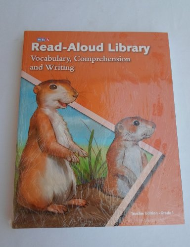 9780076124916: Read-Aloud Library: Vocabulary, Comprehension and Writing,Teacher Edition-Grade 1