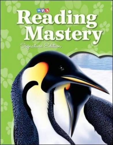 9780076125456: Reading Mastery Reading/Literature Strand Grade 2, Workbook A (READING MASTERY LEVEL VI)