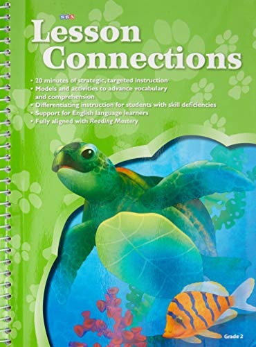 9780076125562: SRA Lesson Connections Grade 2 Aligned with Reading Mastery
