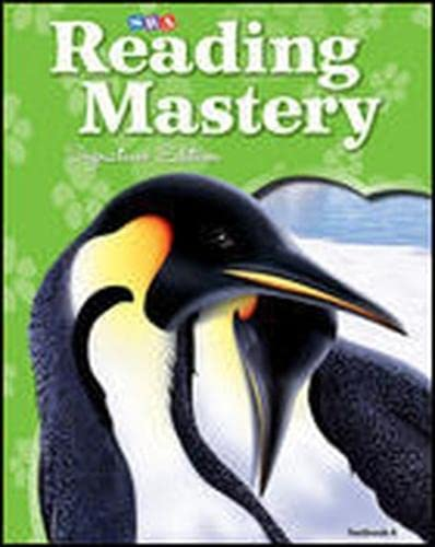 9780076125593: Reading Mastery Reading/Literature Strand Grade 2-5, Teaching Tutor (Reading Mastery Level VI)