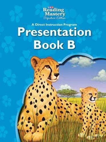9780076125777: Reading Mastery Reading/Literature Strand Grade 3, Presentation Book B (READING MASTERY LEVEL VI)