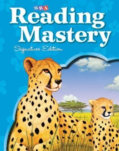 9780076125821: Reading Mastery Reading/Literature Strand Grade 3, Textbook B (READING MASTERY LEVEL VI)