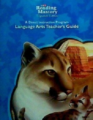 Language Arts Teachers Guide Grade 3, A Direct Instruction Program (SRA Reading Master, Signature ...