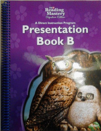 9780076126187: Reading Mastery - Reading Presentation Book B - Grade 4