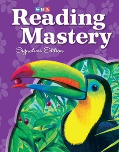 Reading Mastery Reading/Literature Strand Grade 4, Workbook: McGraw-Hill Education