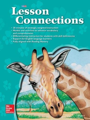9780076126668: Lesson Connections, Grade 5: Reading Mastery