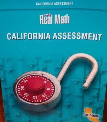 9780076127894: California Assessment Grade 5 (SRA Real Math)