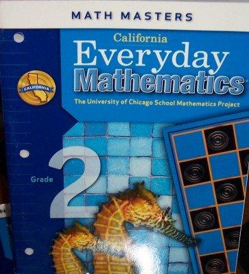 9780076128938: California Everyday Mathematics Math Masters Grade 2 (UCSMP)