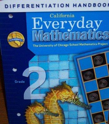 California Everyday Mathematics Differentiation Handbook Grade 2 (UCSMP)