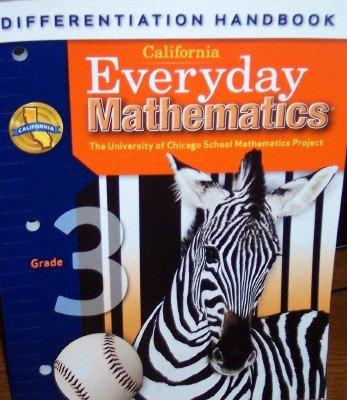 9780076129287: California Everyday Mathematics Differentiation Handbook Grade 3 (UCSMP)