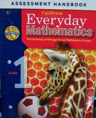 9780076129508: California Everyday Mathematics Assessment Handbook Grade 1 (UCSMP)