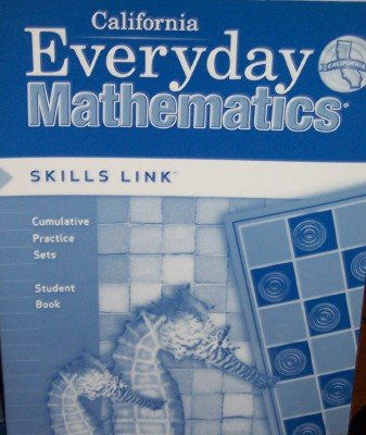 9780076129775: California Everyday Mathematics Skills Links Grade 2 (UCSMP, Student Book)