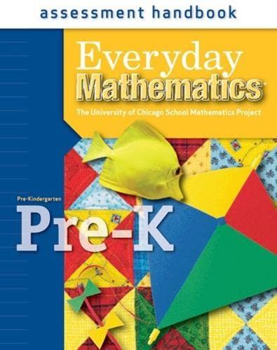 9780076142200: Grade Pre-K: Assessment Handbook