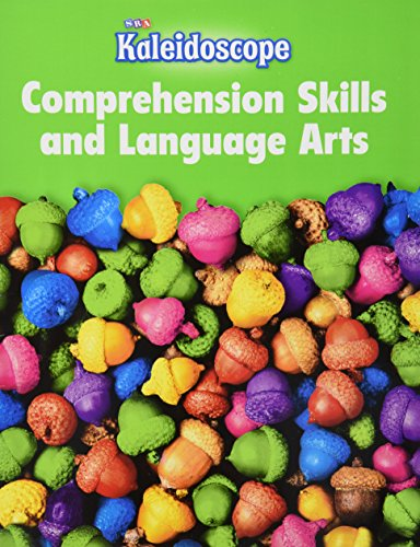 9780076143214: Kaleidoscope - Comprehension Skills and Language Arts Workbook - Level A