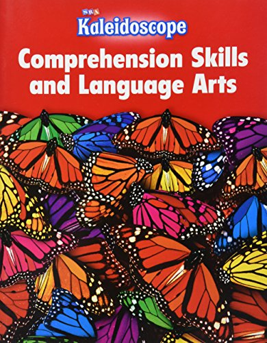 Kaleidoscope - Comprehension Skills and Language Arts Workbook - Level D (OC Catching on GR 1-6): ...