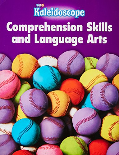 9780076143252: Kaleidoscope - Comprehension Skills and Language Arts Workbook - Level E
