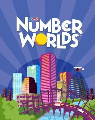9780076145225: Number Worlds 2007-2008