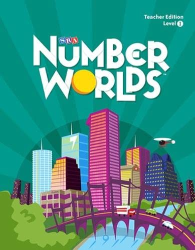Number Worlds: Level I Teacher Edition: Sra/Mcgraw-Hill