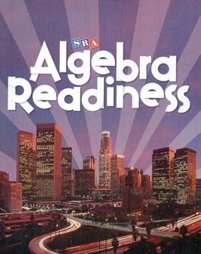 9780076149292: Algebra Readiness, Student Edition (NUMBER WORLDS 2007 & 2008)