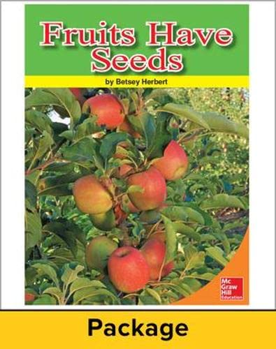 9780076159543: Spanish Leveled Readers - English Learner Reader 1 - Fruits Have Seeds (6-pack) - Grade 1