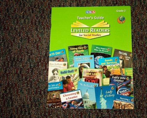 9780076164240: Leveled Readers for Social Studies Teacher's Guide - Grade 2