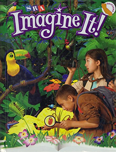 9780076164295: Student Reader: Level 4 - Book 2 (Imagine It! California Edition, Grade 4)