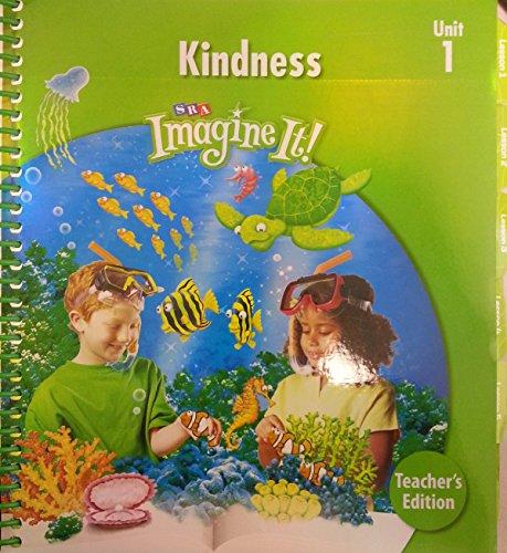 SRA Imagine It Level 2 Unit Kindness,: SRA