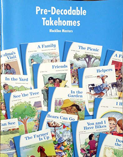 9780076170432: Imagine It! Prek Pre-decodable Takehomes