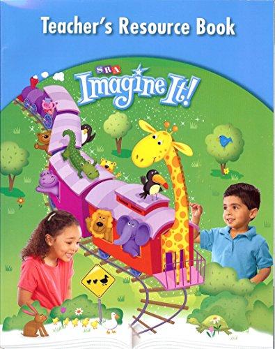 9780076170463: Imagine It! PreK Teacher Resource Book