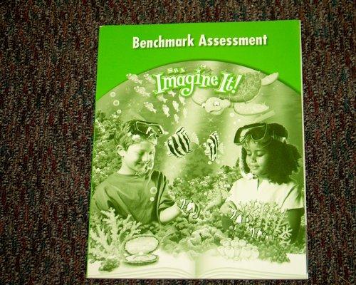 9780076176441: SRA Imagine It! Level 2/Grade 2 Benchmark Assessment Blackline Masters Paperback Book