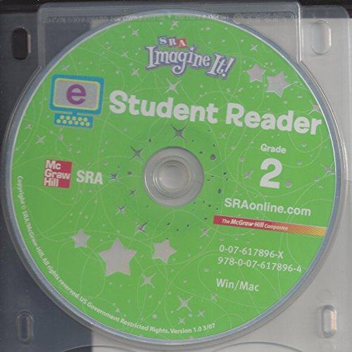 9780076178964: Imagine It! - EStudent Reader CD-ROM - Grade 2