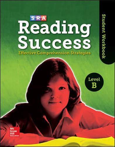 9780076184828: Reading Success Level B, Student Workbook (SRA READING SUCCESS)