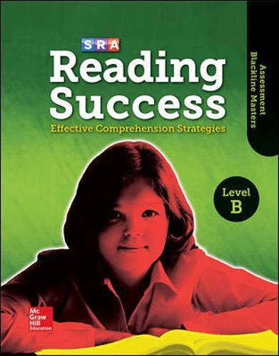 9780076184866: Reading Success Level B, Additional Blackline Masters (SRA READING SUCCESS)