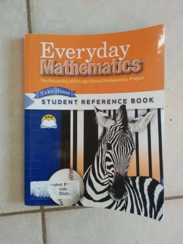 9780076187676: Everyday Mathematics: Take-Home Student Reference Book