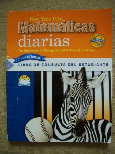 9780076188802: Matematicas Diarias Libro De Consulta Del Estudiante