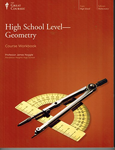 9780076188826: High School Level - Geometry Course Workbook
