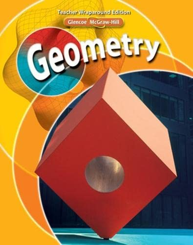 9780076189410: Geometry: Teacher's Edition Volume 1