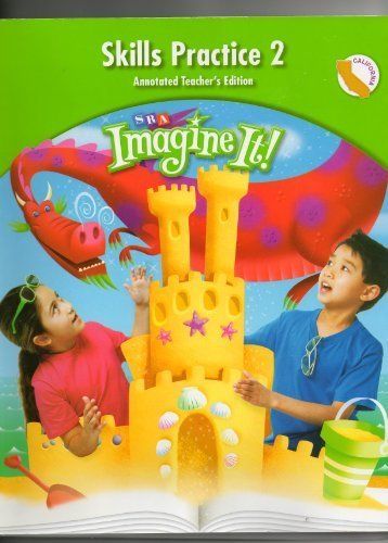9780076194865: Imagine It Skill Practice 2 Annotated Teacher's Edition