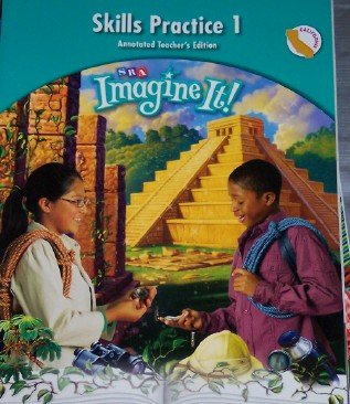 9780076194919: Imagine It! Skills Practice 1 Level 5 (Annotated Teacher's Edition)