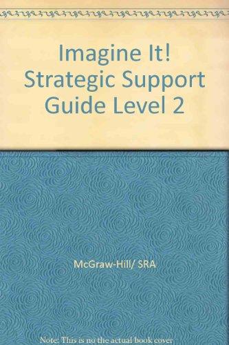 9780076195435: Imagine It! Strategic Support Guide Level 2