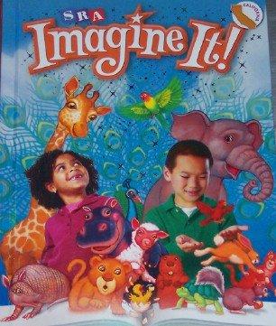 9780076213740: Imagine It Student Book Level 1-1 (California)