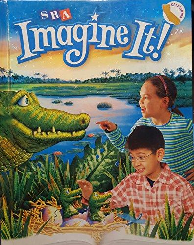 9780076213788: SRA Imagine It Level 3, Book 1, California Edition, 2009