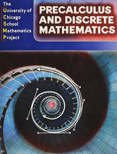 9780076214211: Precalculus and Discrete Mathematics