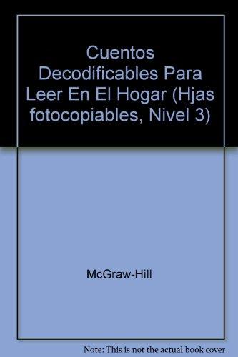 9780076219421: Cuentos Decodificables Para Leer En El Hogar (Hjas fotocopiables, Nivel 3)
