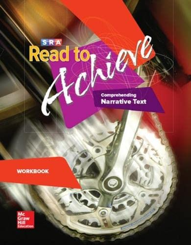 9780076219988: Read to Achieve: Comprehending Narrative Text, Workbook: Read to Achieve: Comprehending Narrative Text - Workbook