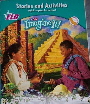 9780076222162: Imagine It! Stories and Activities Level 5 (California English Language Development)
