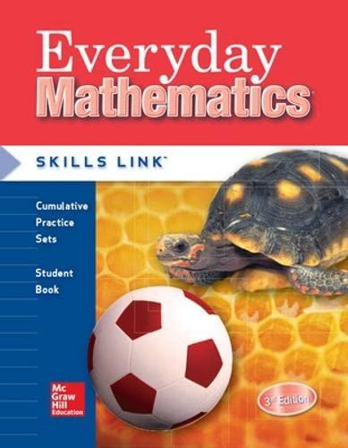 Everyday Mathematics, Grade 1, Skills Link (Everyday: UCSMP; Bell, Max